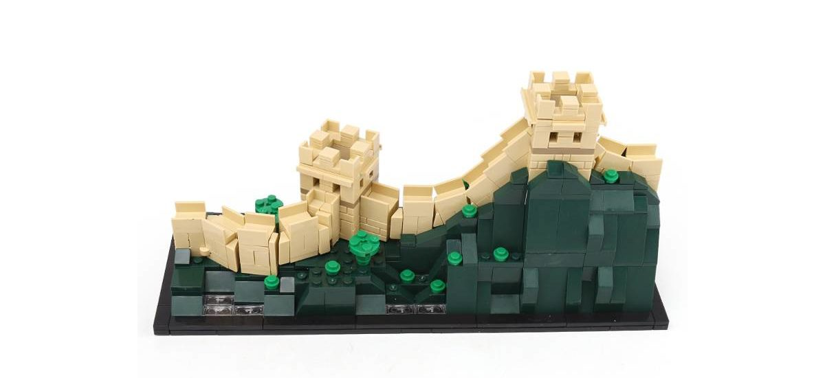 Конструктор Великая Китайская стена Lepin 17010 (аналог Lego21041)