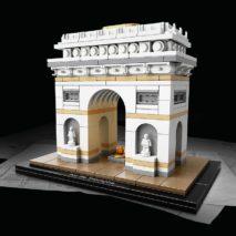 Конструктор Триумфальная арка Lepin 17012 (аналог Lego 21036)