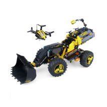 Конструктор погрузчик Lepin 20084 (аналог Лего 42081)
