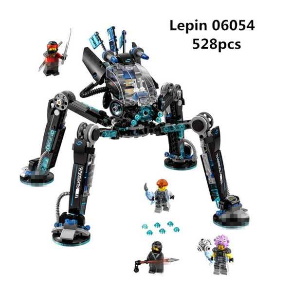 Конструктор Водяной робот Lepin 06054