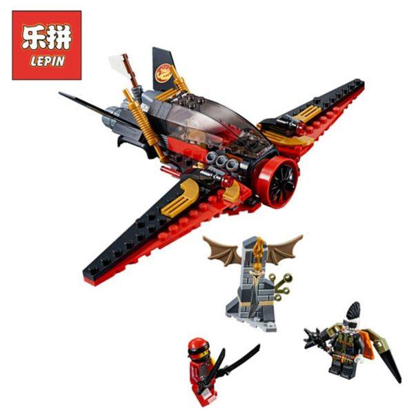 Конструктор Крыло судьбы Lepin 06079