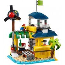 Конструктор Приключения на островах Lepin 24021