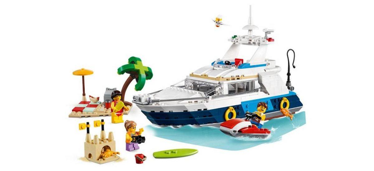 Конструктор Морские приключения Lepin 24050
