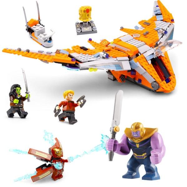 Конструктор Мстители: война бесконечности Lepin 07103