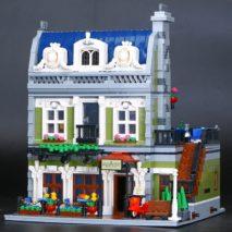Конструктор Lepin 15010 Парижский ресторан (аналог Lego 10243)