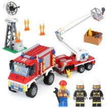 Конструктор Lepin 02083 Грузовик пожарной команды