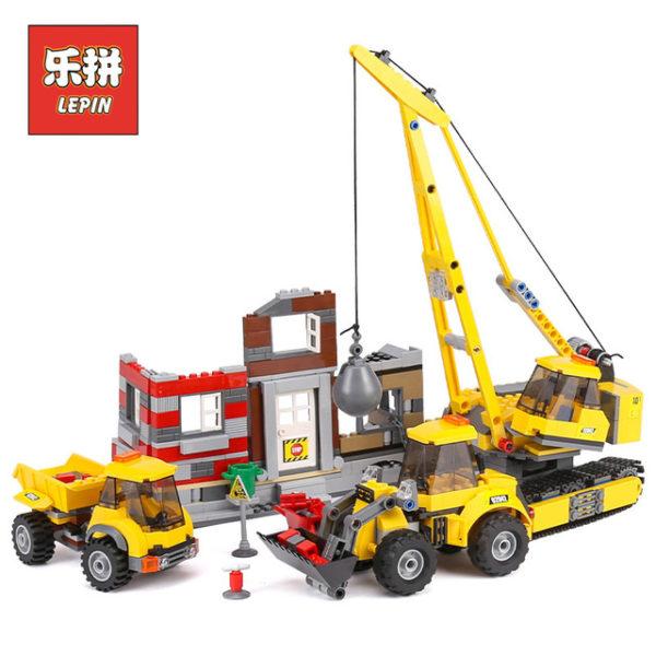Конструктор lepin 02042