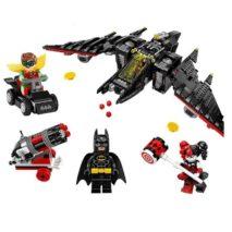 Конструктор Lepin 07080 Бэтмолет (The Batwing)