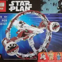 Конструктор Lepin 05121, аналог Lego 75191 Звёздный истребитель