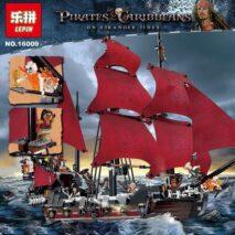 Конструктор Lepin 16009 Корабль Месть королевы Анны