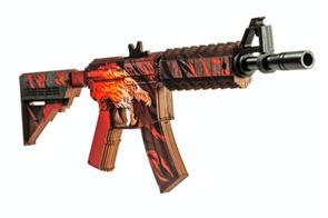 Автомат VozWooden M4A4 версия 1.6 Утренний Вой
