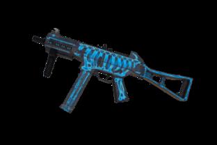 Пистолет-пулемет VozWooden UMP-45 версия 1.6 Облучение