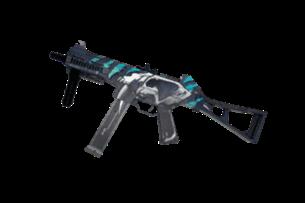 Пистолет-пулемет VozWooden UMP-45 версия 1.6 Первобытный Саблезуб