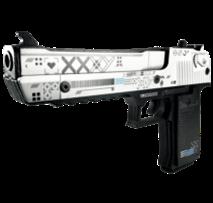 Пистолет VozWooden Active Desert Eagle Поток Информации (деревянный резинкострел)