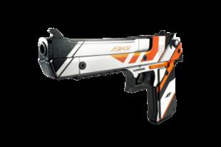 Пистолет VozWooden Active Desert Eagle Азимов (деревянный резинкострел)
